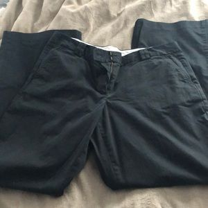 Black trousers LOFT